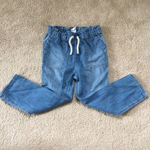 Baby Gap Relaxed Fit Chambray Pants
